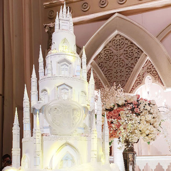 Wedding Cake Produk